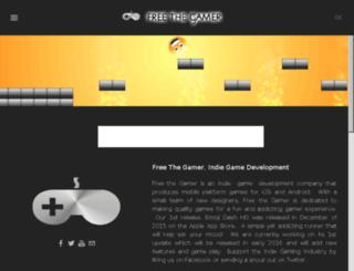 freethegamer.com screenshot