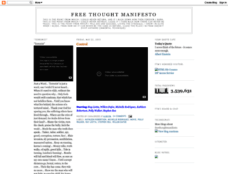 freethoughtmanifesto.blogspot.ru screenshot