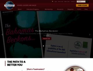 freetoasthost.org screenshot