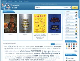 freetorrentx.com screenshot