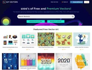 freevectors.co screenshot