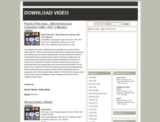 freevfilmvideo.blogspot.com screenshot