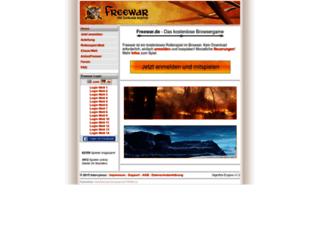 freewar.de screenshot