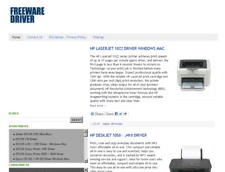 freewaredriver.com screenshot