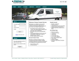 freeway.com.au screenshot