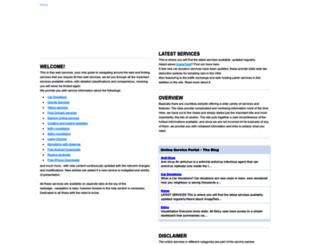 freewebservices.weebly.com screenshot