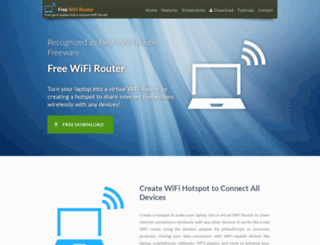 freewifirouter.com screenshot