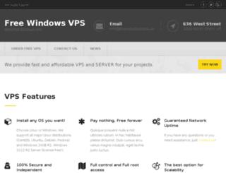 freewindowsvps.us screenshot