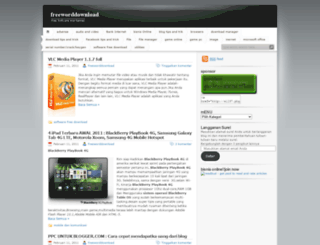 freeworddownload.wordpress.com screenshot