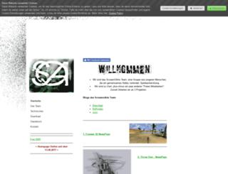 freeworld-info.jimdo.com screenshot