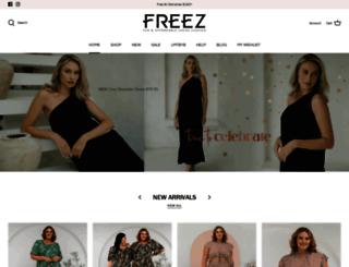 freez.com.au screenshot
