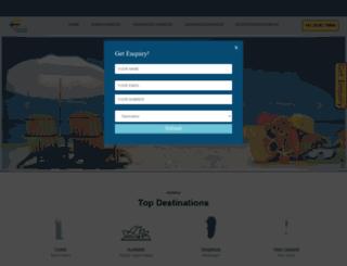 freezemytrip.com screenshot