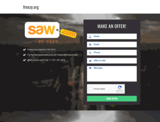 freezy.org screenshot