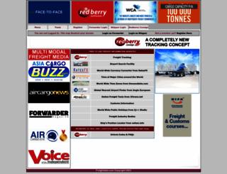 freightdate.com screenshot