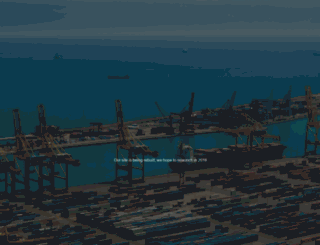 freightportfinder.com screenshot