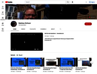 freisein.boerse-und-mehr.de screenshot