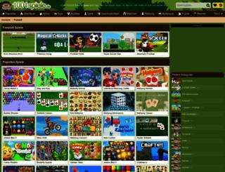 freistoss.1001spiele.de screenshot