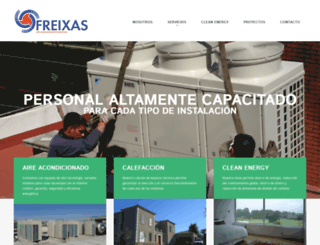 freixas.net screenshot