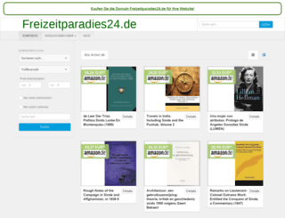freizeitparadies24.de screenshot