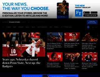 fremonttribune.com screenshot