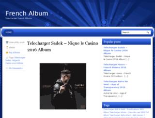french-album.com screenshot