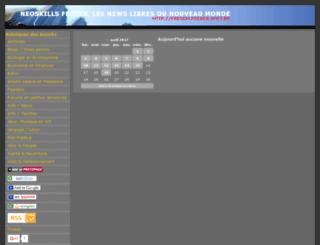french.feeder.ww7.be screenshot