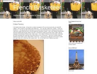 frenchbasketeer.blogspot.com screenshot
