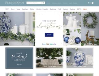 frenchknot.com.au screenshot