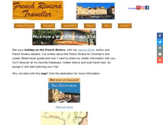 frenchrivieratraveller.com screenshot