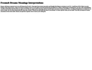 freomob.mobi screenshot
