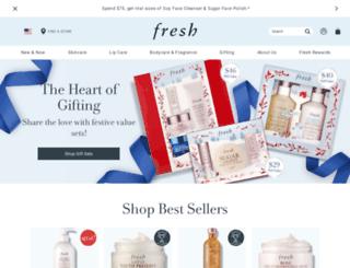 fresh-hk.com screenshot