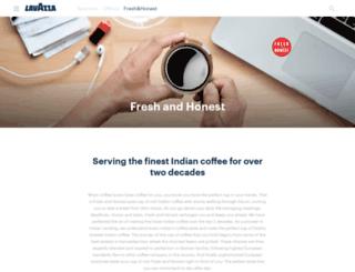fresh-honest.com screenshot