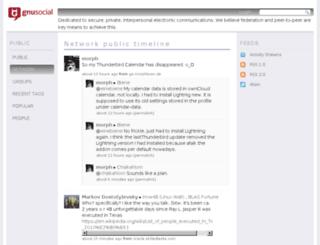 fresh.federati.net screenshot