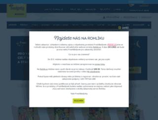 freshbedynky.cz screenshot
