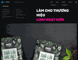 freshbrand.vn screenshot