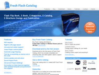 freshcatalog.com screenshot