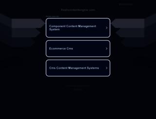 freshcontentengine.com screenshot