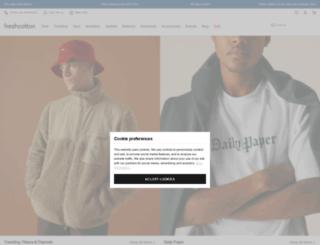 freshcotton.co.uk screenshot