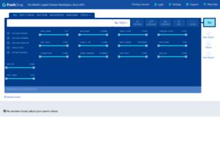 freshdrop.net screenshot