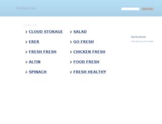 fresherer.com screenshot