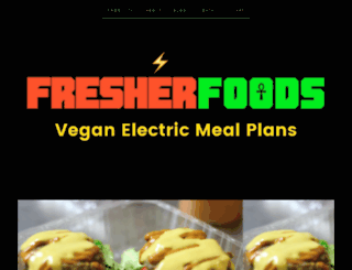 fresherfoods.net screenshot