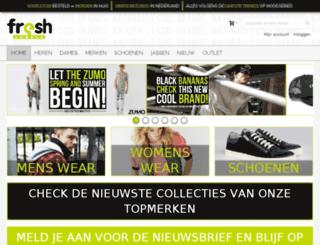 freshlabelz.com screenshot