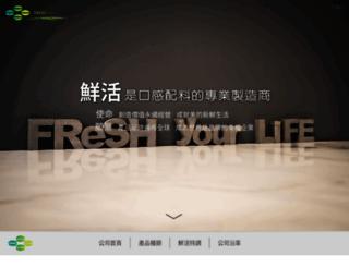 freshlife.com.tw screenshot