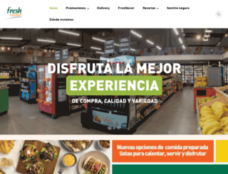 freshmarket.co.cr screenshot