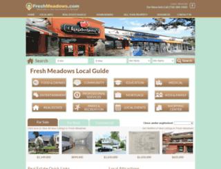 freshmeadows.com screenshot