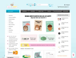 freshmintcosmetics.nl screenshot