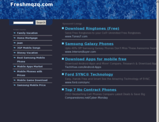 freshmqzq.com screenshot