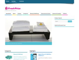 freshprice.co.uk screenshot