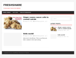 freshshare.eu screenshot