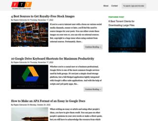 freshtechtips.com screenshot